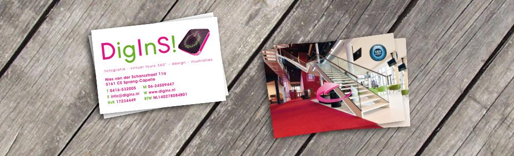 design visitekaartjes